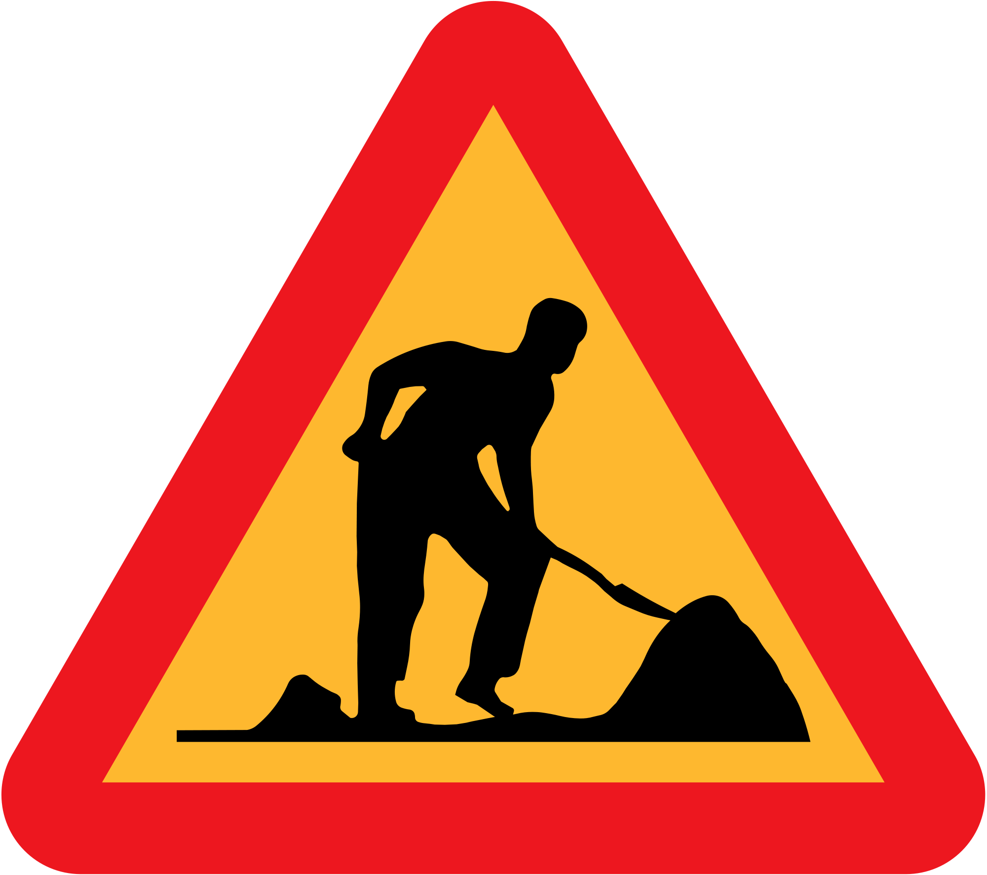 Under construction sign png. File underconstruction svg wikimedia