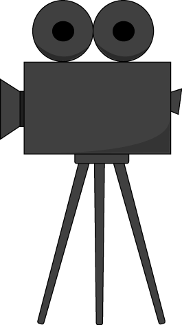 Under the clipart camera. Movie clip art images