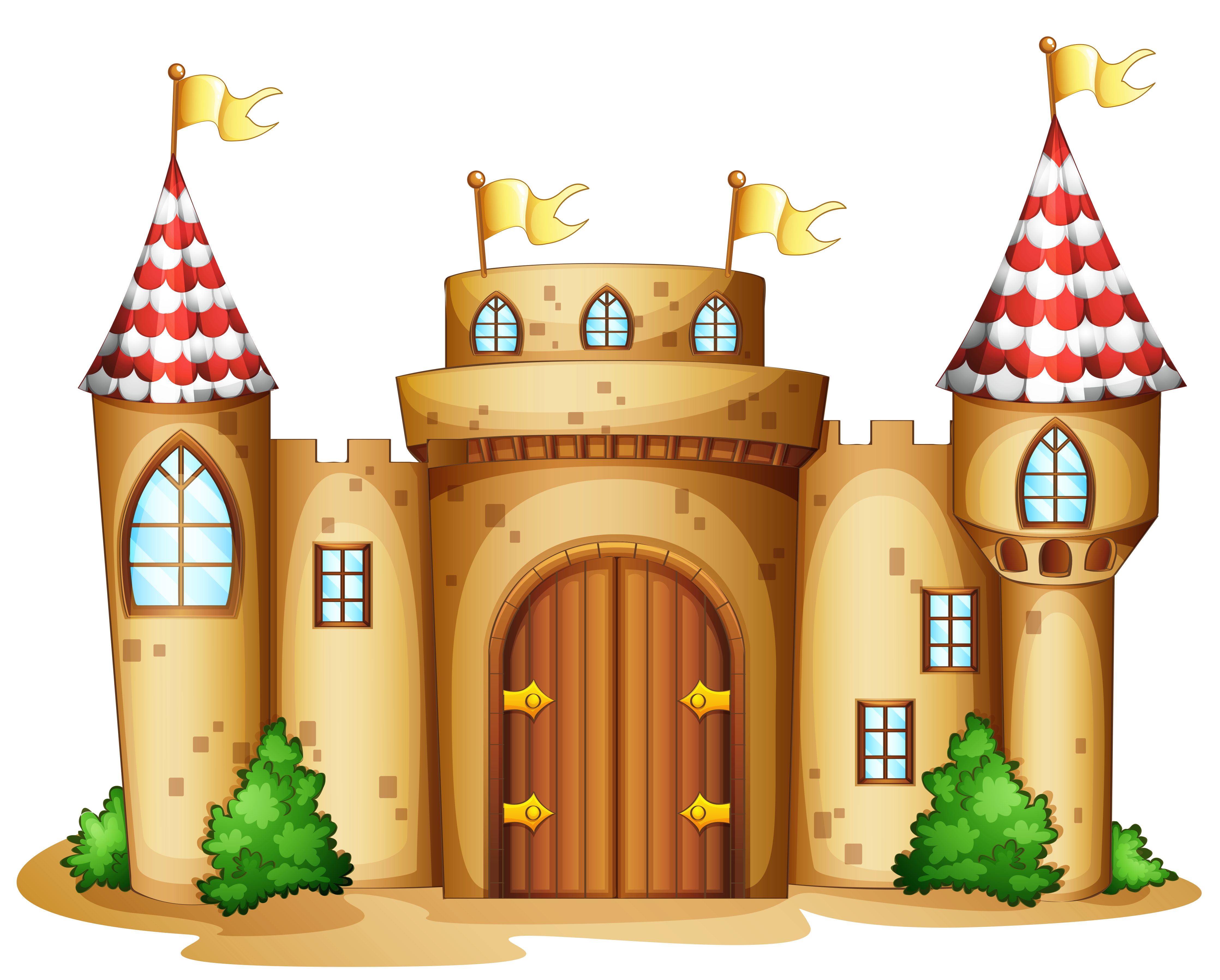 Under the clipart castle. Hogwarts at getdrawings com