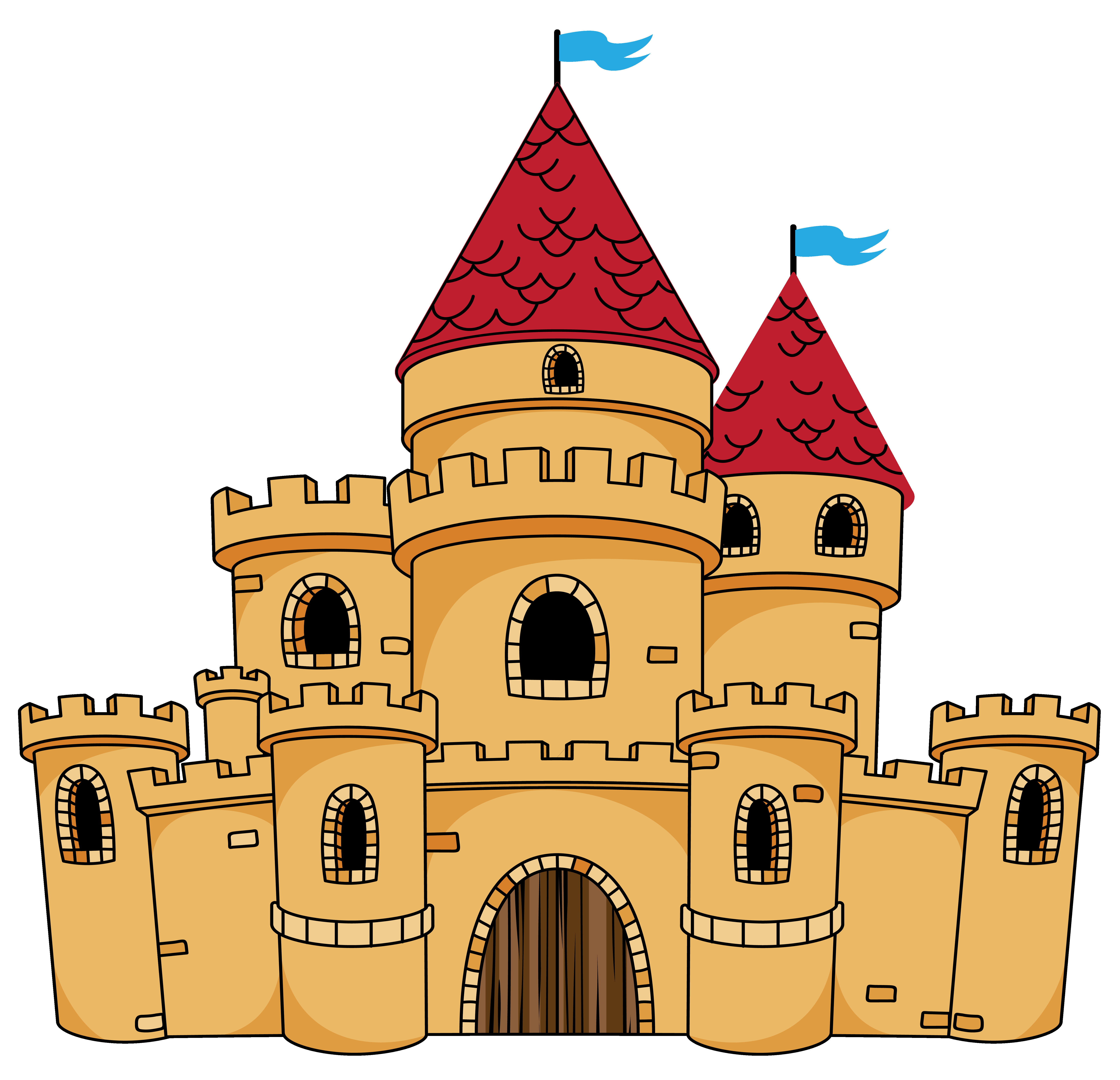Under the clipart castle. Pin by priscilla lang