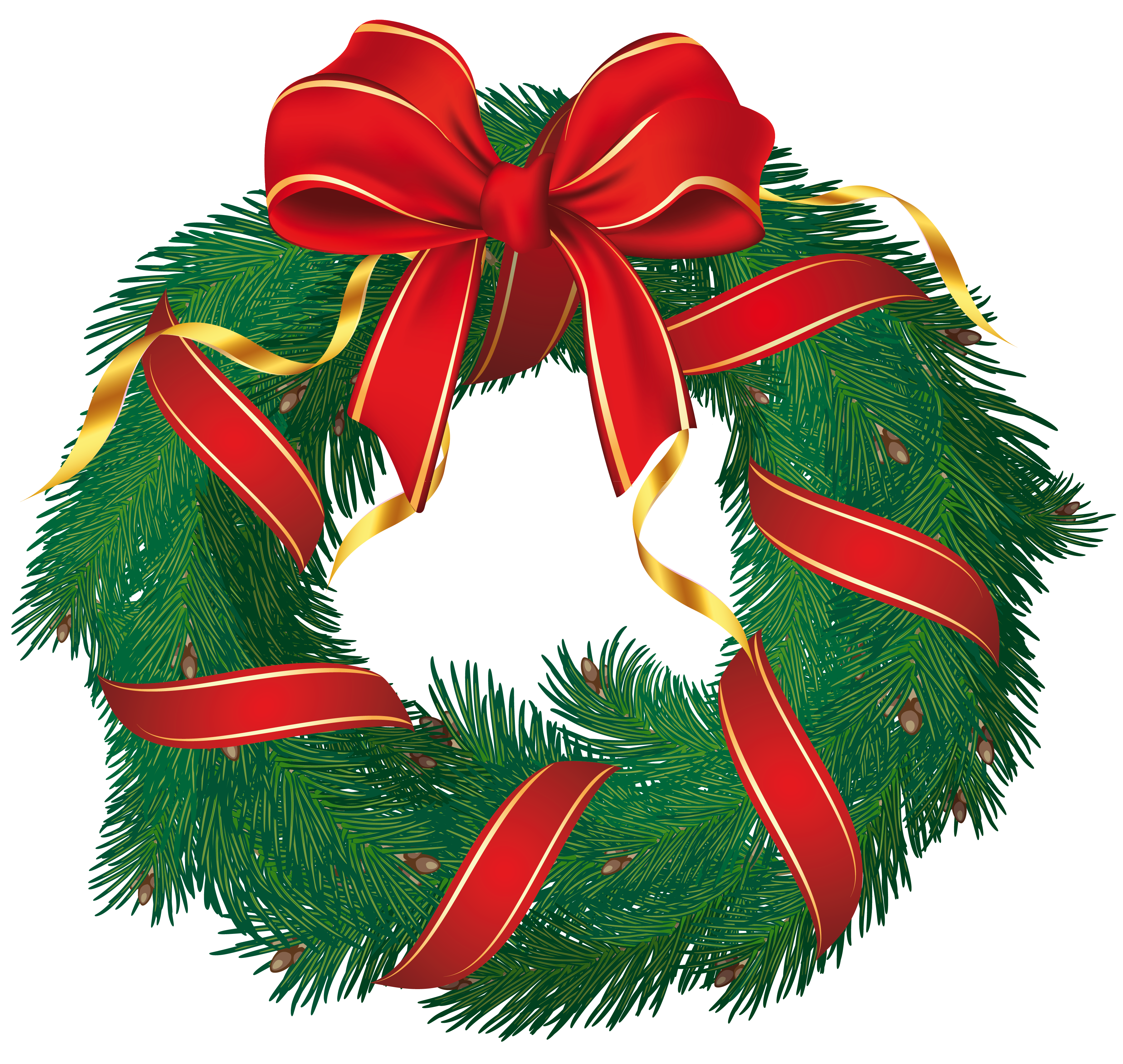 Under the clipart wreath. Free christmas pictures download