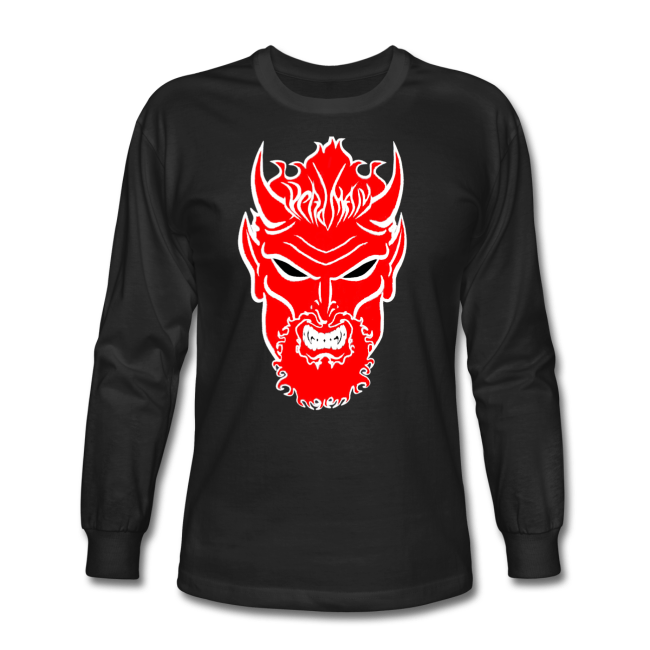 Undertaker big evil png. The authentic merchandise red