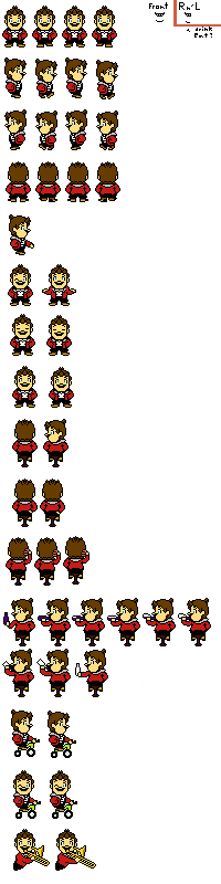 Undertale heart sprite png. Mario sprites by the