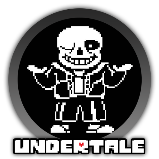 Undertale icon png. By blagoicons on deviantart