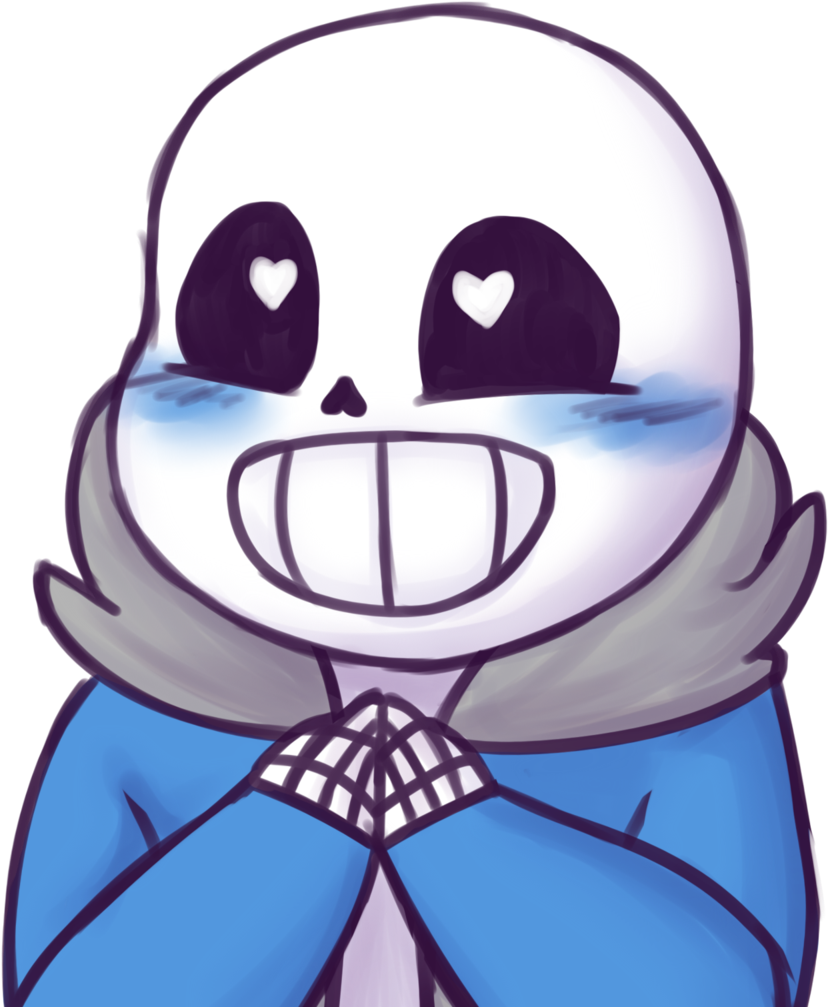 Undertale sans face png. Download the game images
