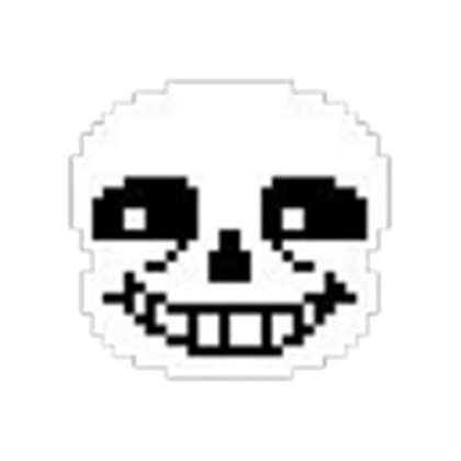 Undertale sans face png. Shirt roblox