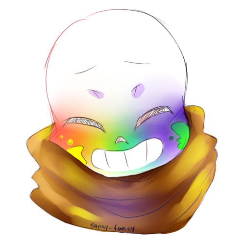 Undertale sans head png. Inktale tumblr pinterest comic