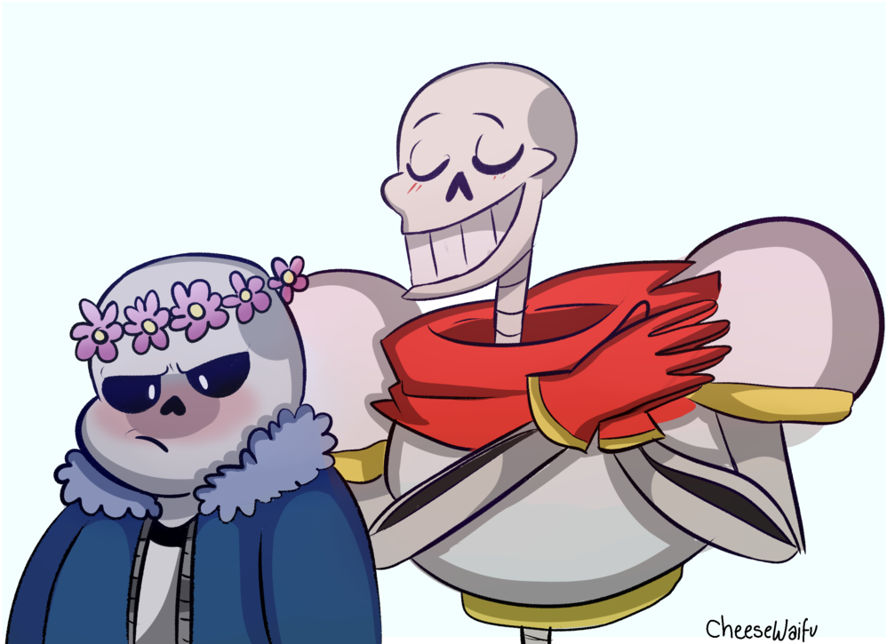 Undertale sans png. Download papyrus and cute