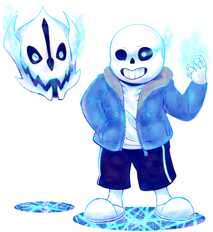 By assassinknight on deviantart. Undertale sans png picture transparent library