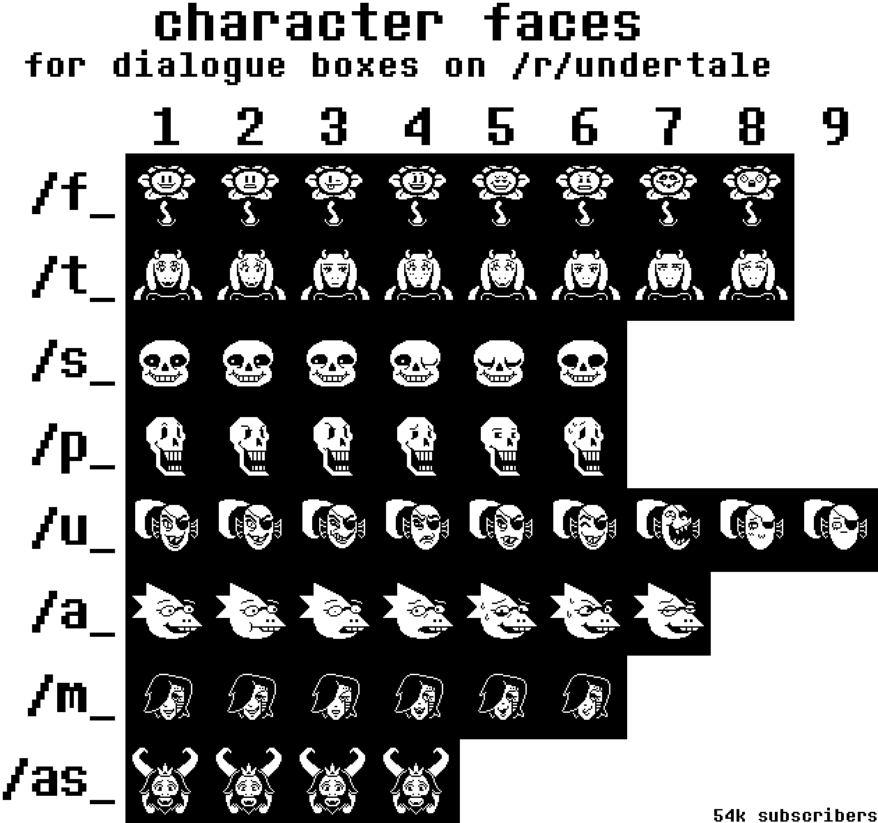 undertale text box png