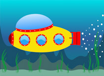 Free clip art pictures. Underwater clipart submarine png free