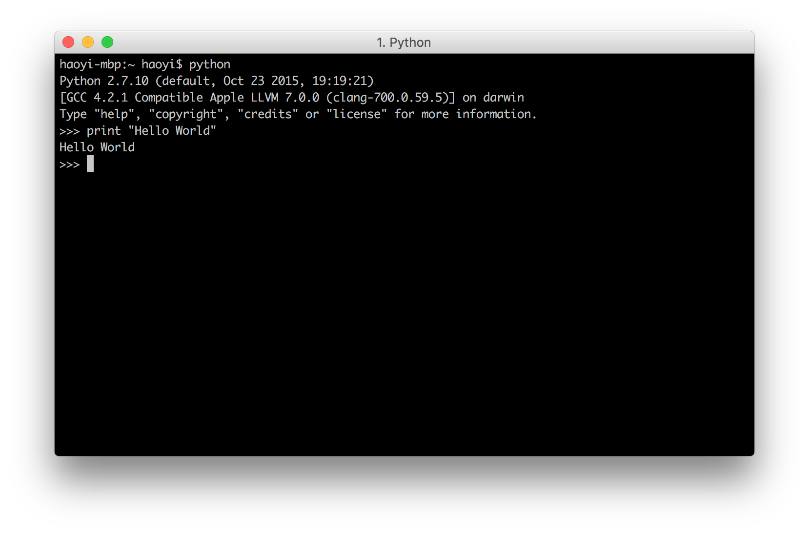 Unicode drawing terminal. Build your own command