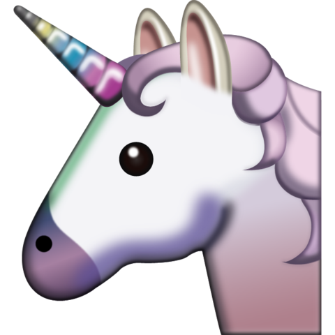 file vector unicorn