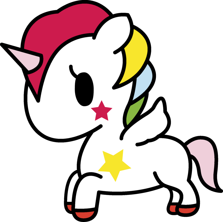 Unicorn vector png. Tokidoki by necronomiconofgod on