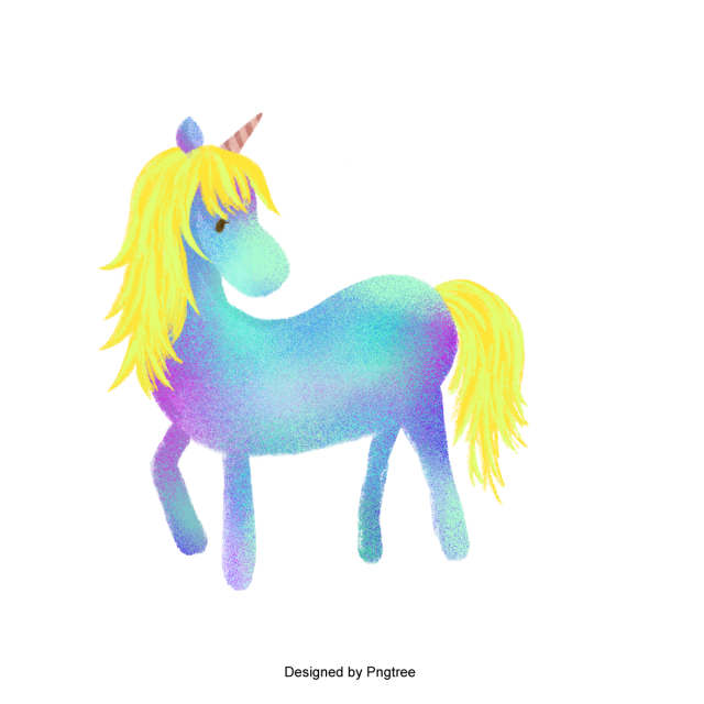 Unicorn vector png. Cute magical design head