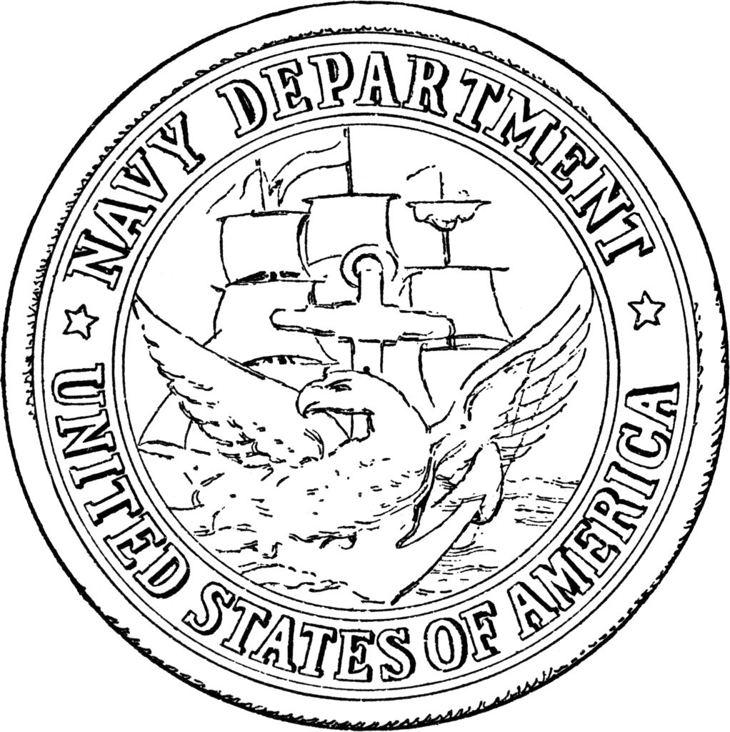 United drawing back. File seal of the