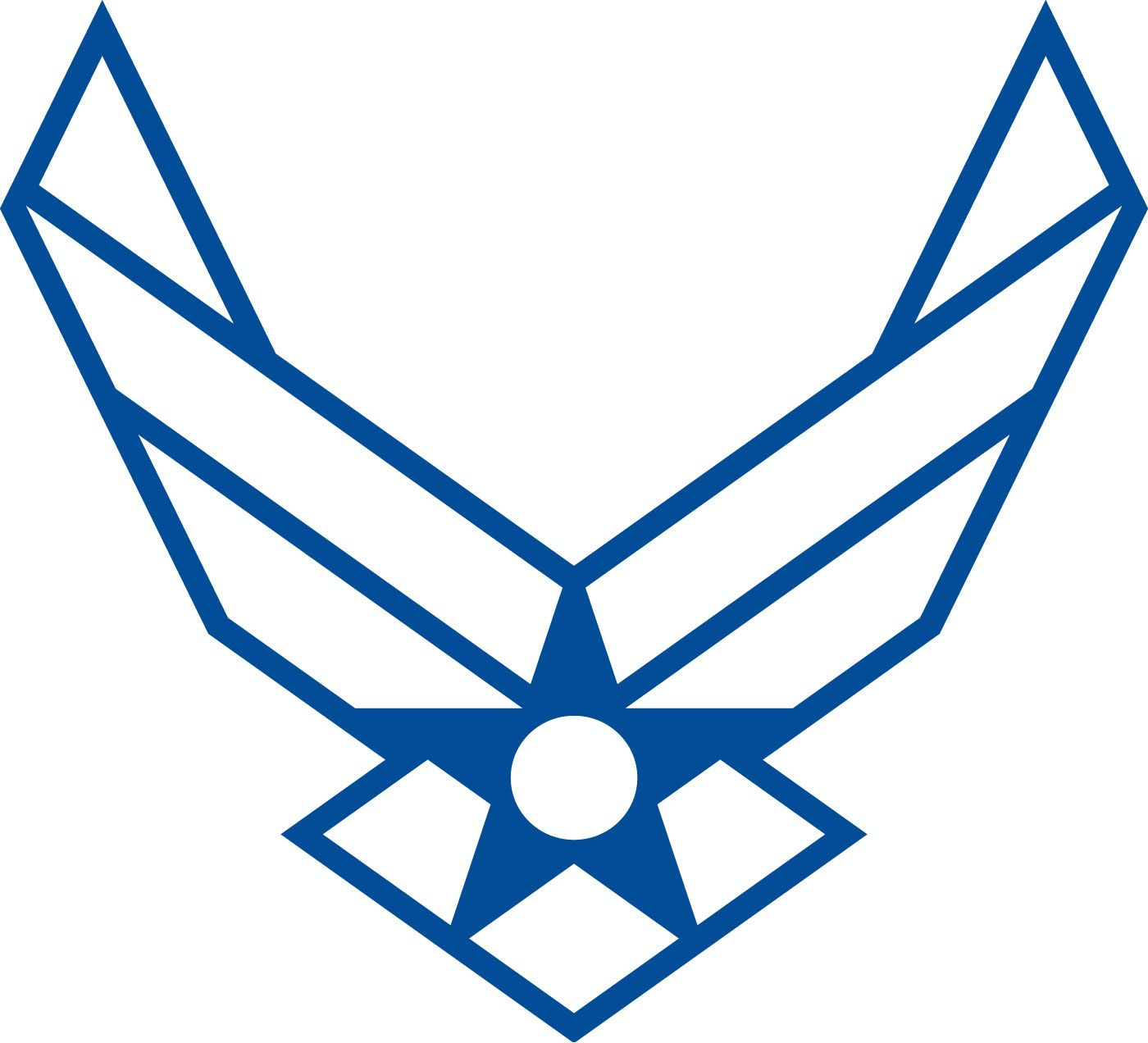 United states clipart air force. Logo clip art best