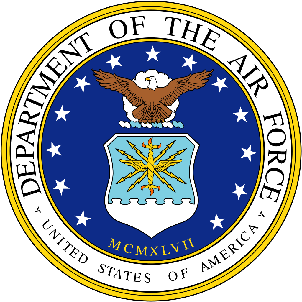 United states clipart air force. File seal of the