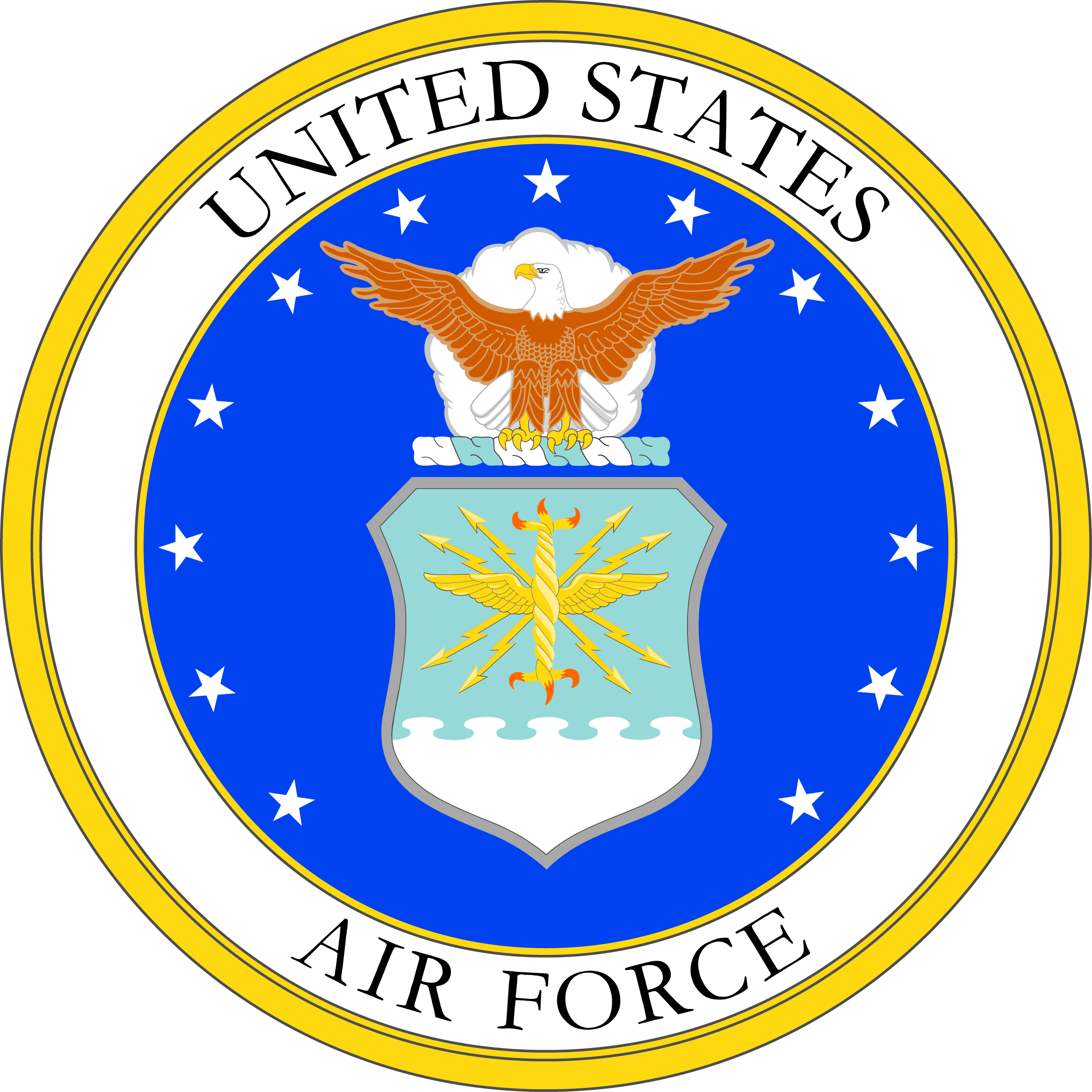 United states clipart air force. File military service mark
