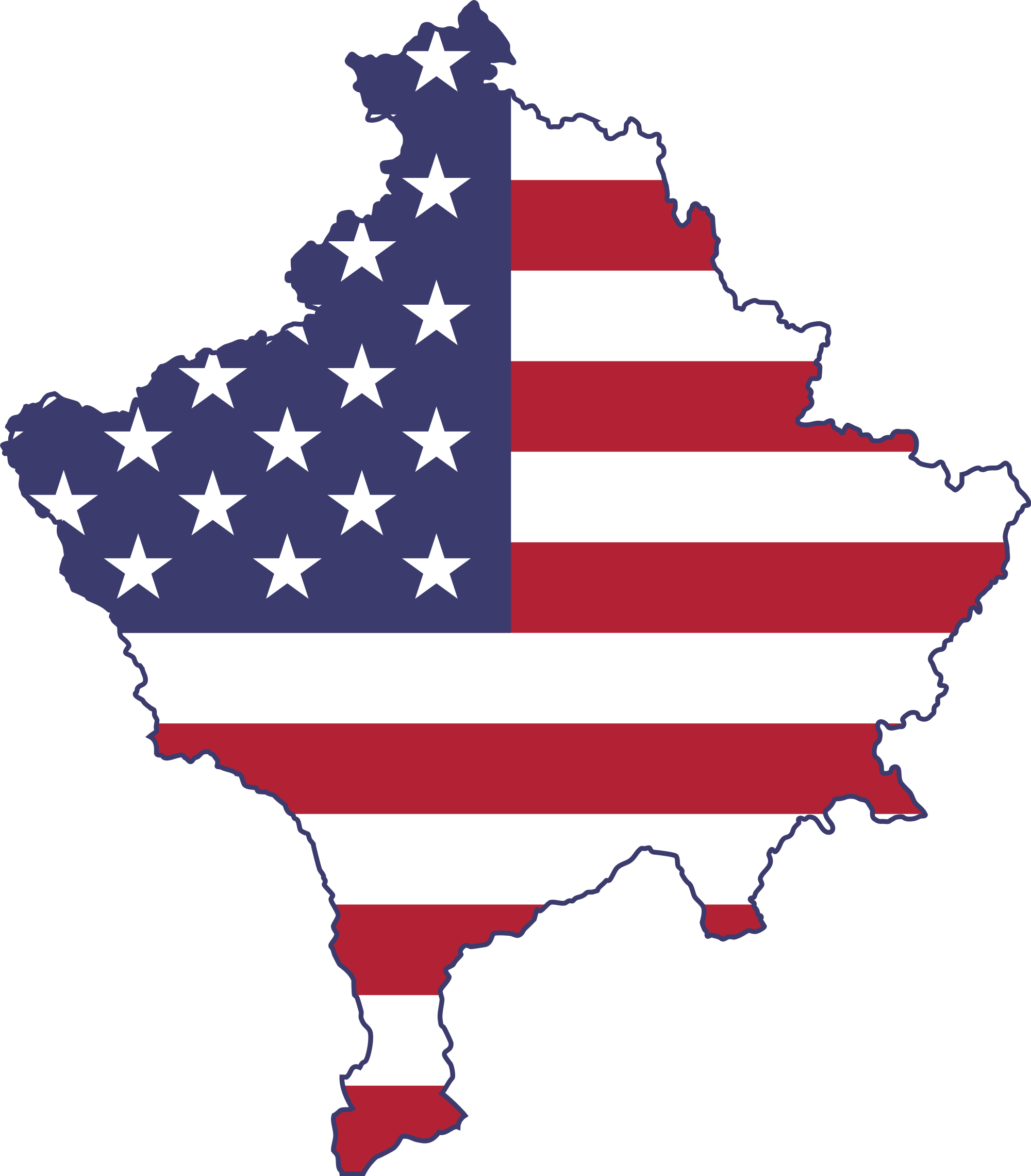 Emt svg american flag. File kosovo with of