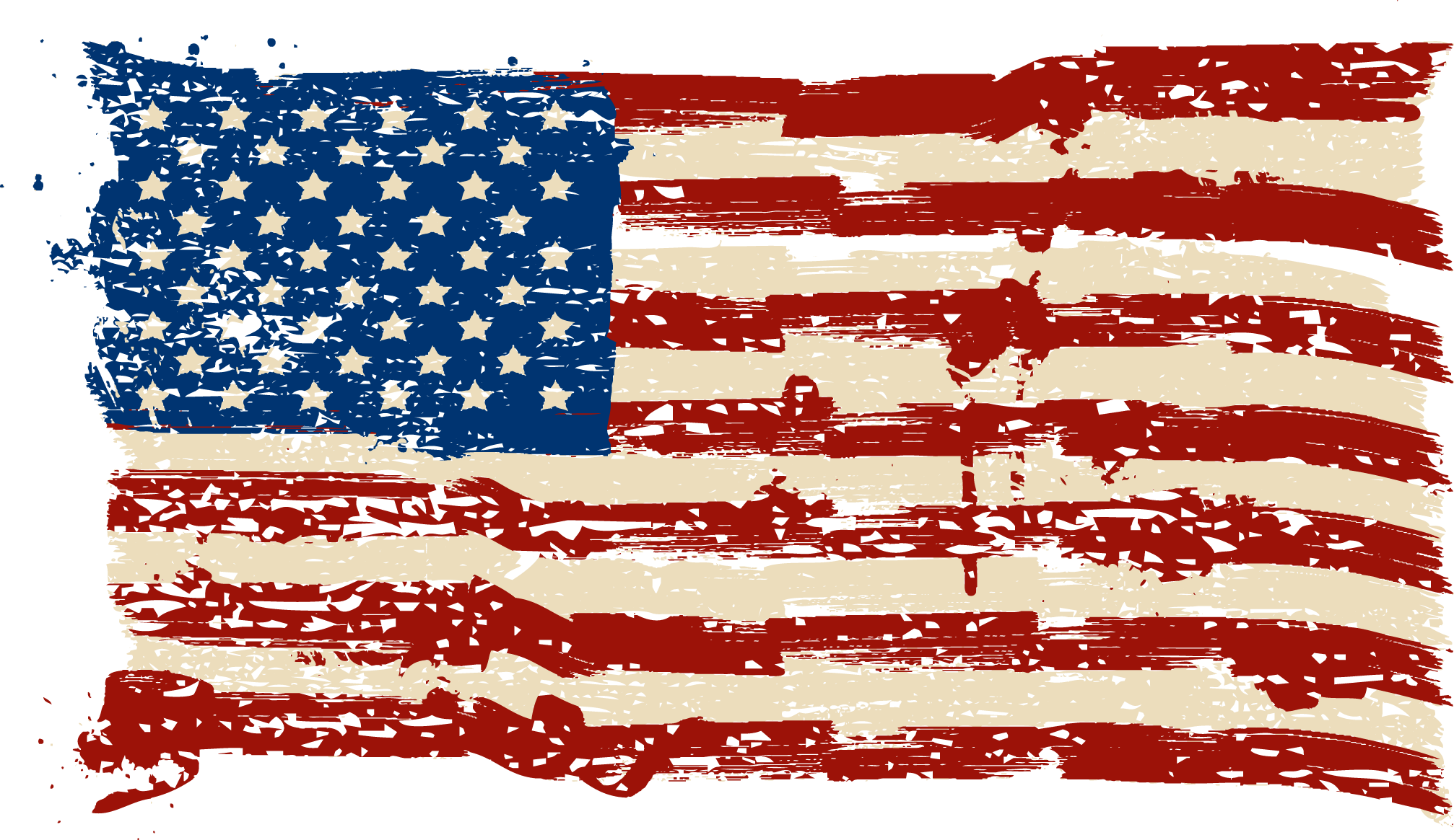American flag png file. United states of america svg transparent stock