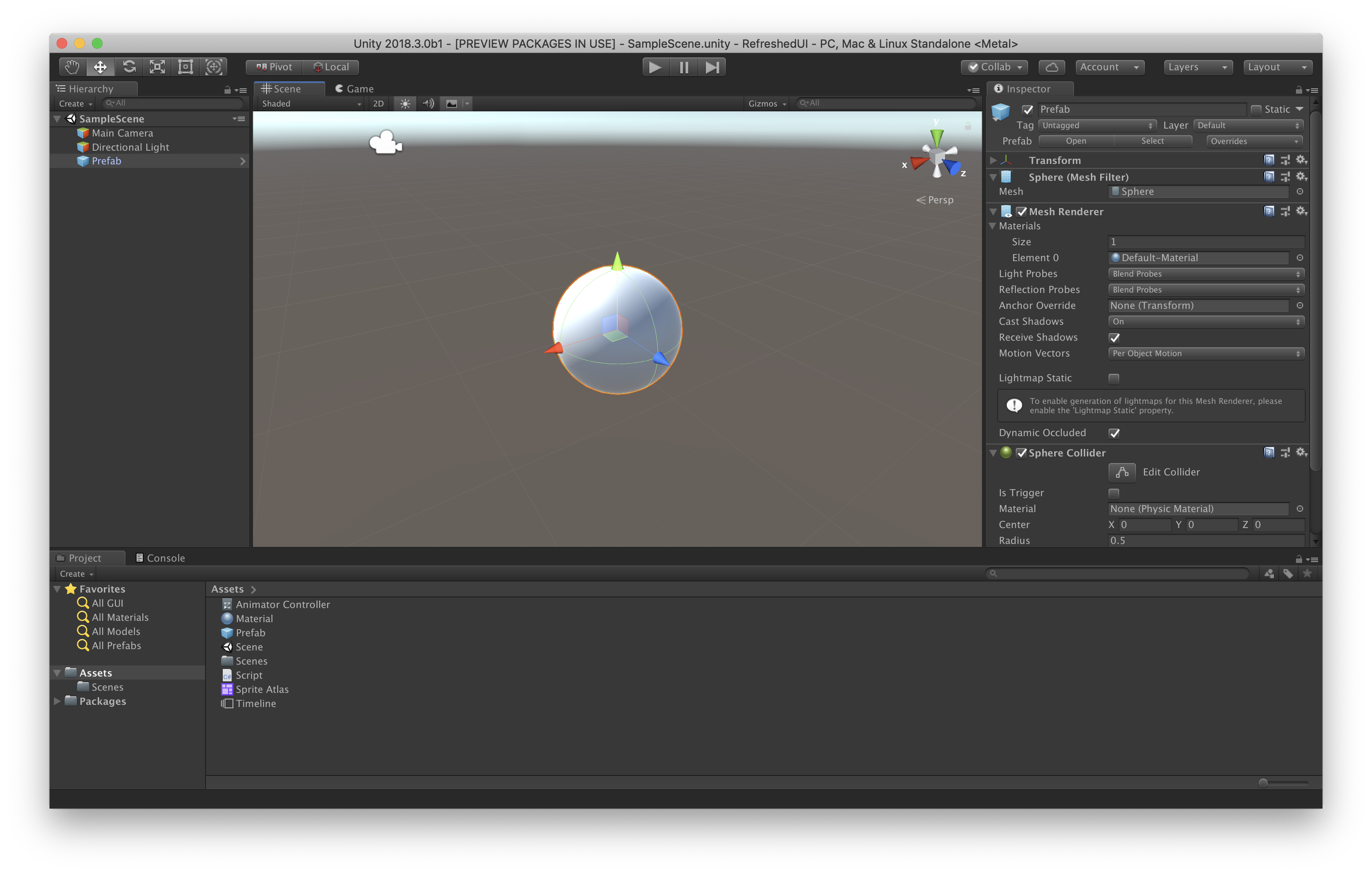 Unity 5 how to make a sprite from png. New editor theme forum