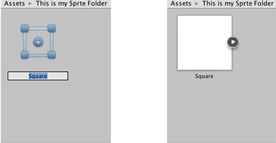 Convert png to sprite unity. Manual creator name your