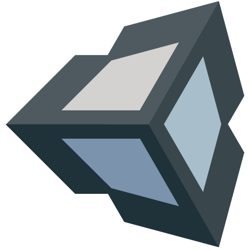 Unity 5 logo png. Game development industrial training