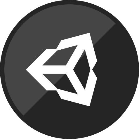 Unity 5 logo png. Various icons by zg