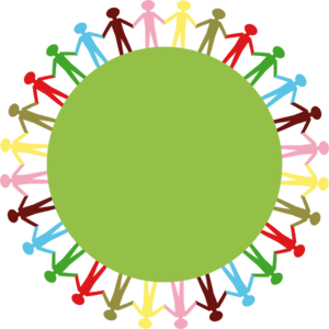 Unity clipart raised hand. People holding hands clip