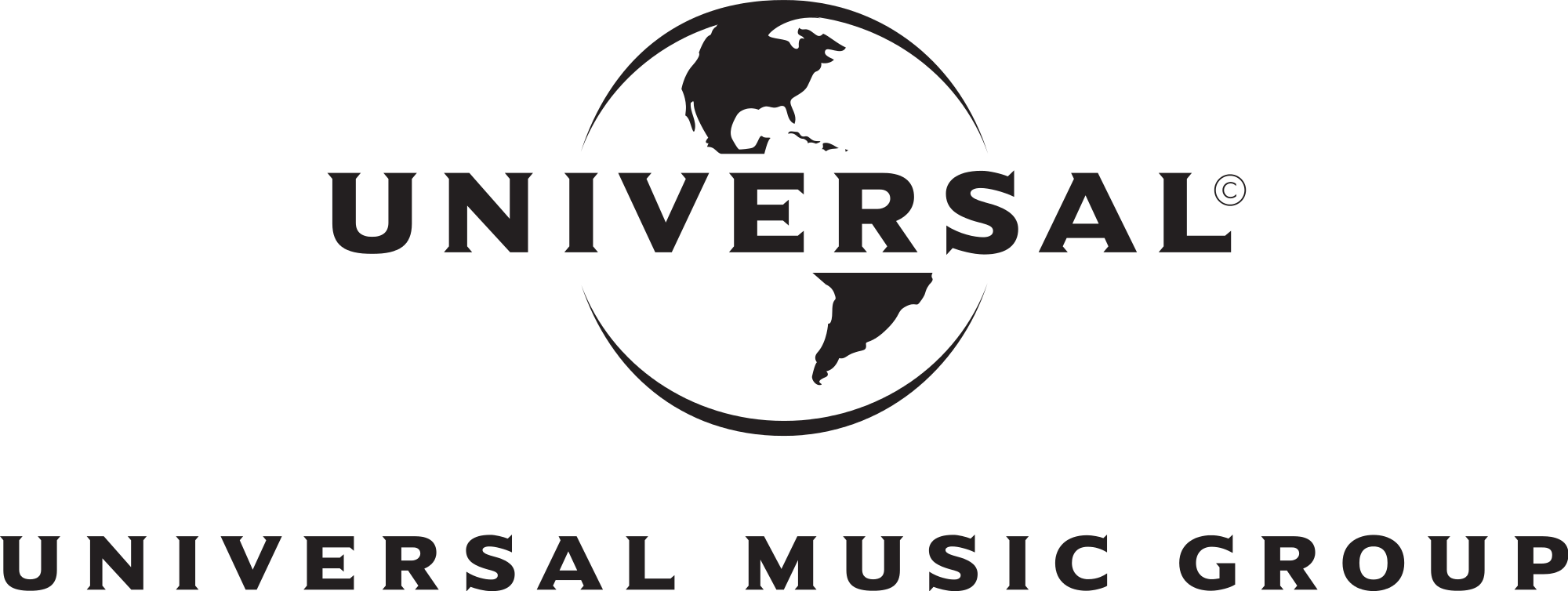 Universal pictures logo png. Image music group big