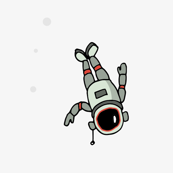 Universe clipart island. Floating astronaut float png