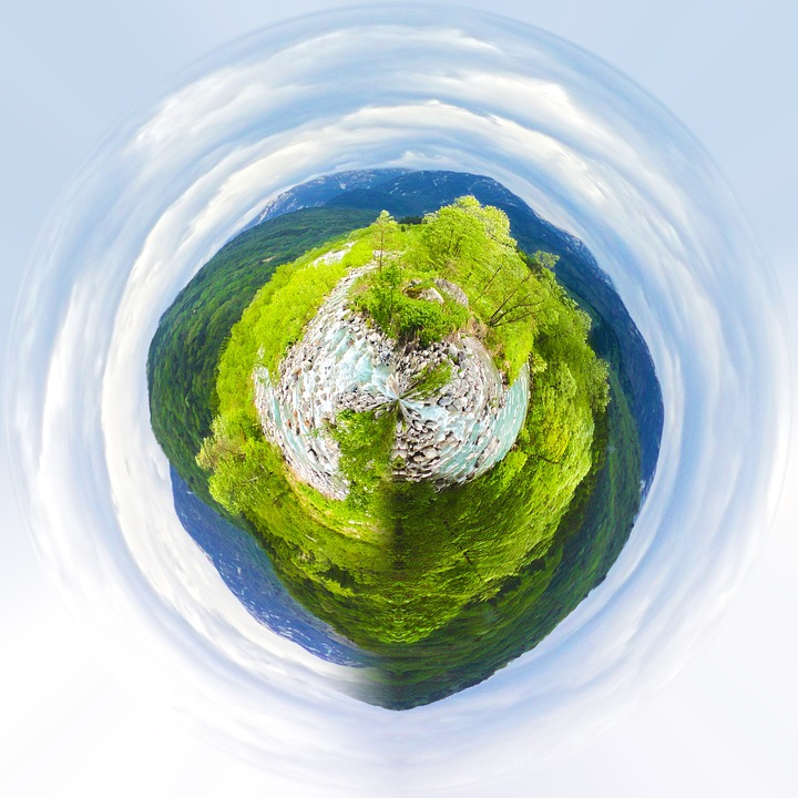 Universe clipart island. Free photo planet floating