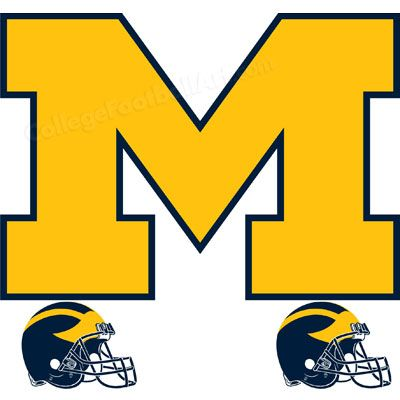 University clipart kid. Of michigan pinterest