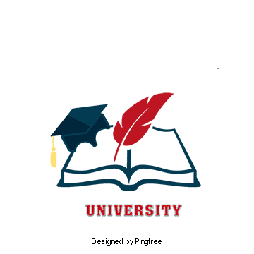 Educational vector college logo design. Education icons png vectors