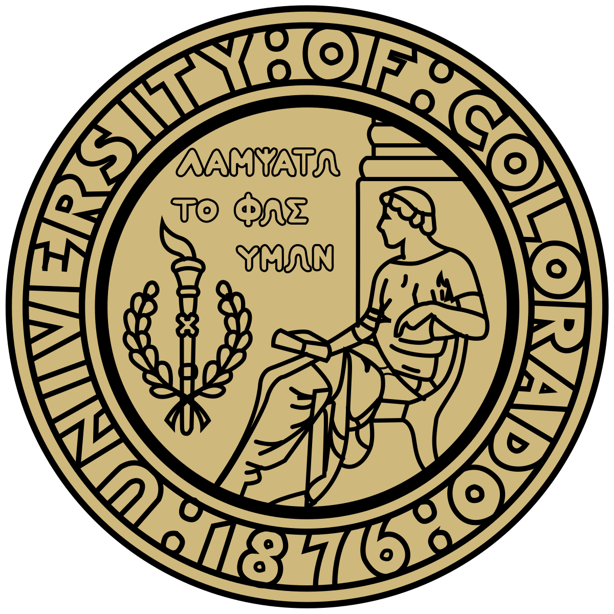 University of colorado boulder logo png. Wikipedia