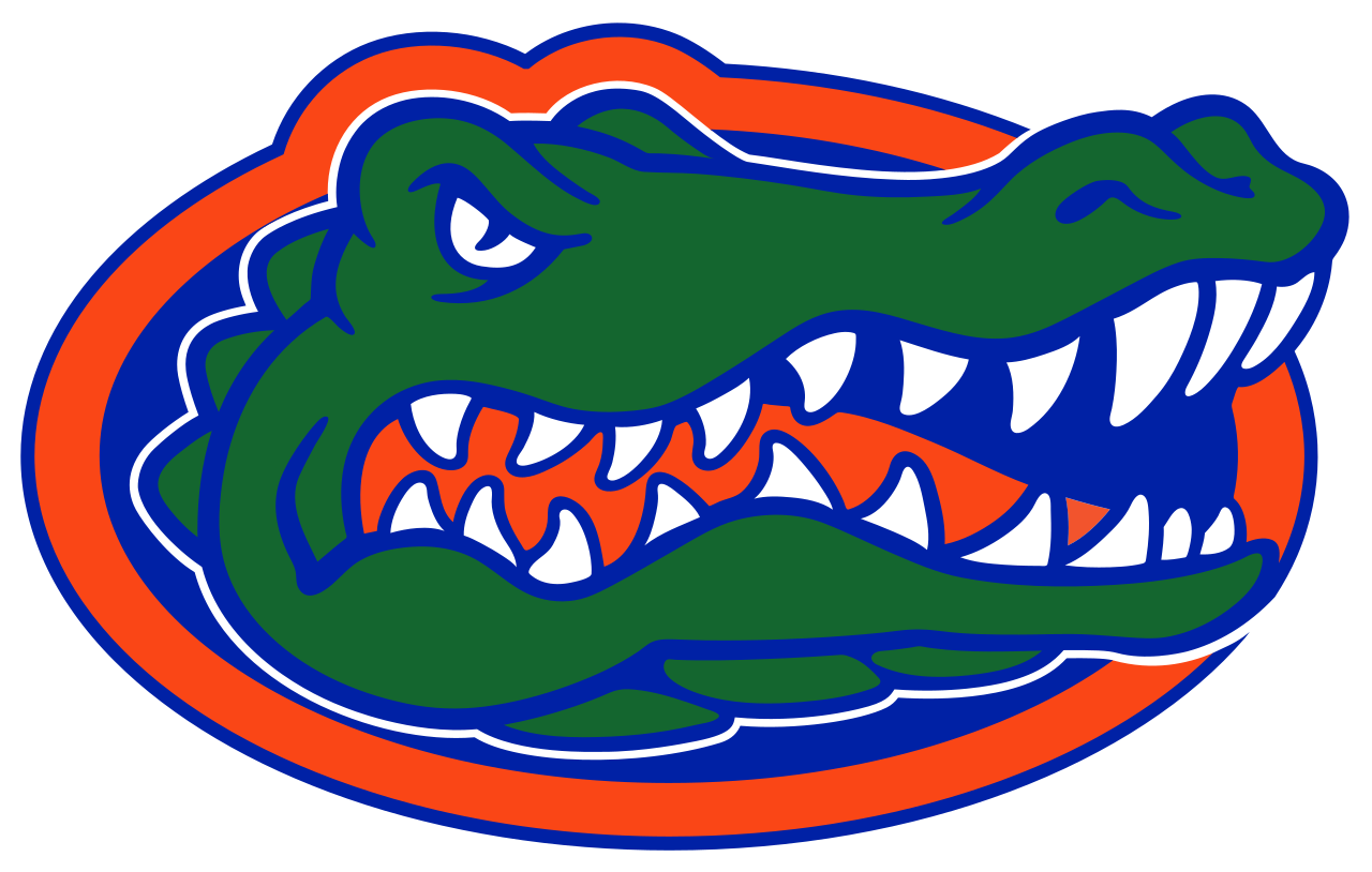 University of florida gators logo png. Eight drafted in nfl