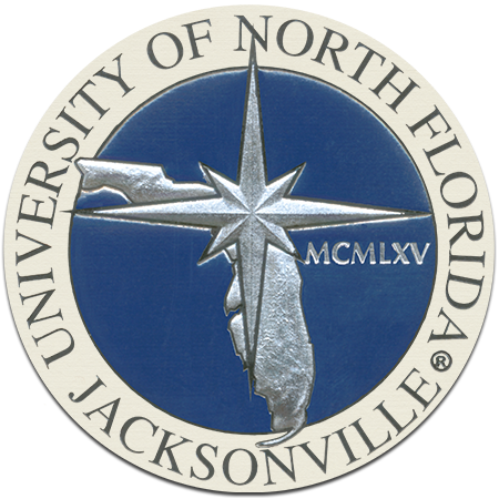 University of north florida logo png. Unf receives an extortion