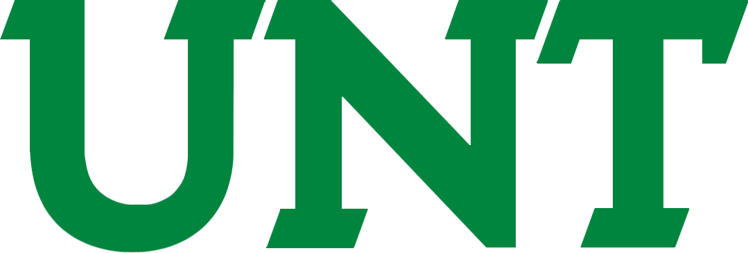 university of north texas logo png