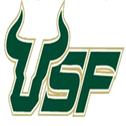 Logos plantation high school. University of south florida logo png picture royalty free stock