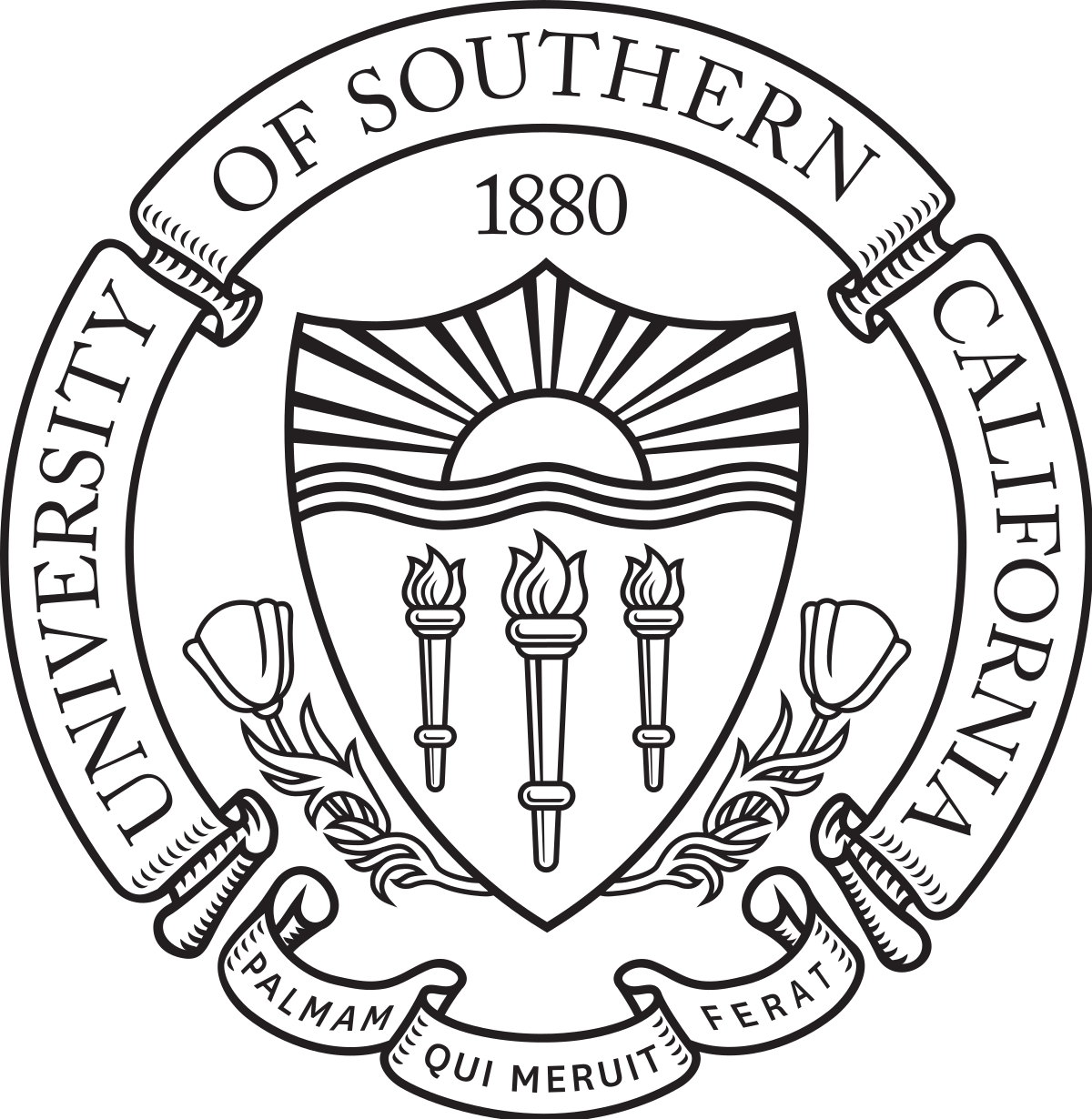 University of southern california logo png. Wikipedia