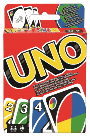 Uno draw 4 card png. Cards genuine mattel playing