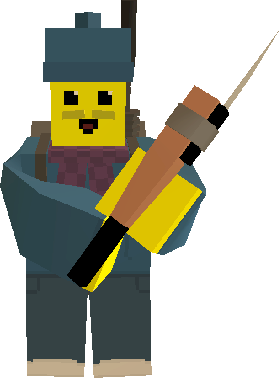 Unturned transparent. Image ducklife character png