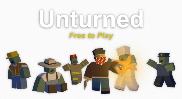 Unturned zombie png. On steam stay youre