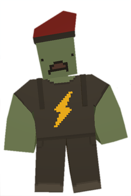 Unturned transparent. Image ficool zombie png