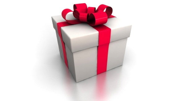 unwrapped gift png