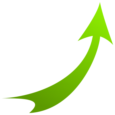 Up arrow green png. Download free transparent image