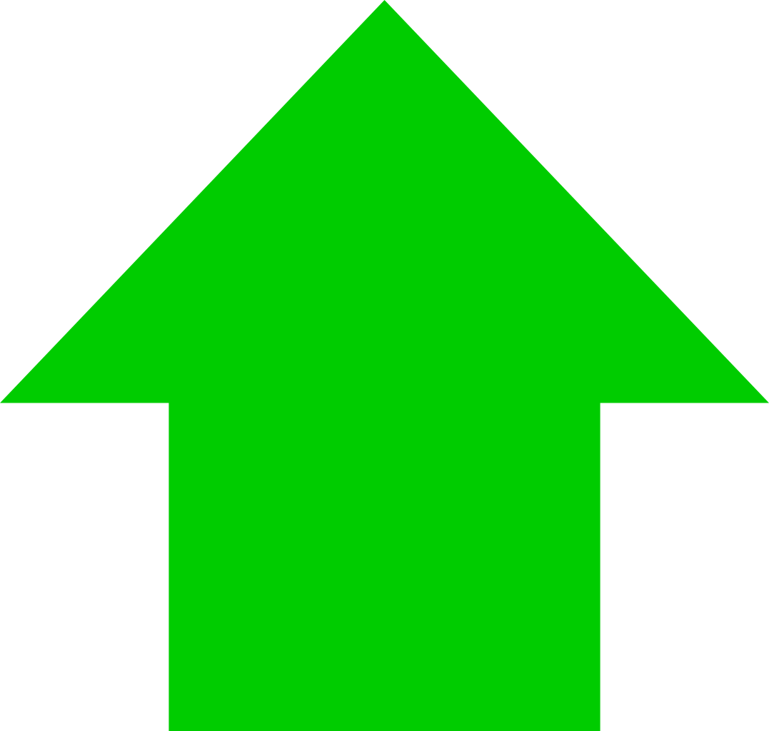 Up vector large arrow. File green svg wikipedia