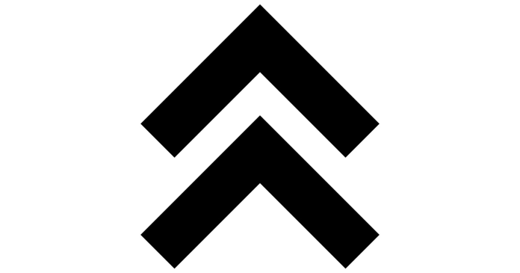 Up arrow png. High quality image vector