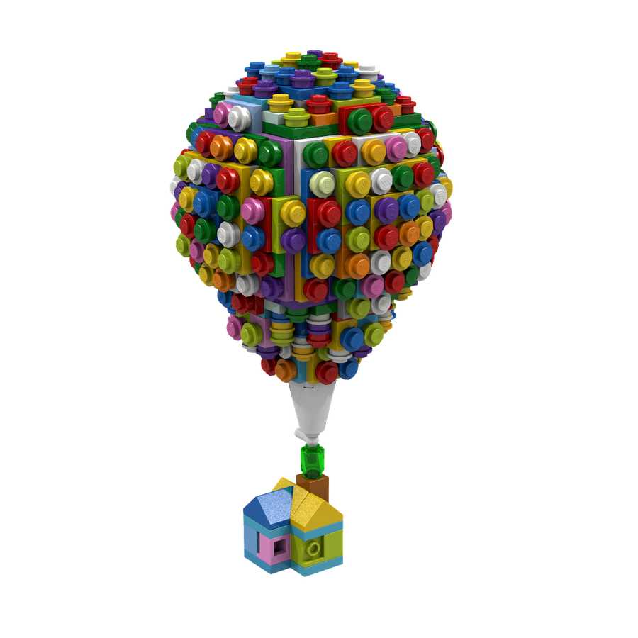 Up house png. Lego ideas product the